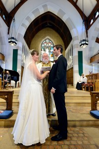 First Glimpse of Wedding Photos: Mary and Zlatko get married!